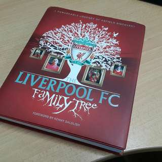Liverpool FC Family Tree (Hard Cover)
