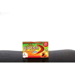 Kinis Placenta with Papaya Soap