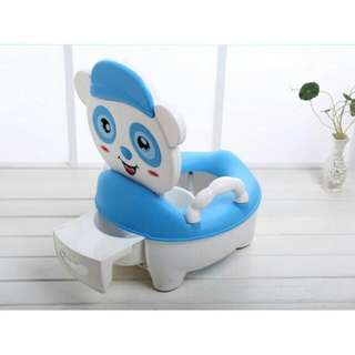 Kids Cute Toilet Training Potty And Seat