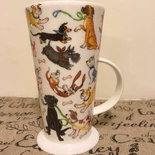 骨瓷咖啡杯 Dunoon 英國製
