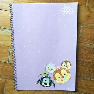 Disney 'Tsum Tsum' Notebook