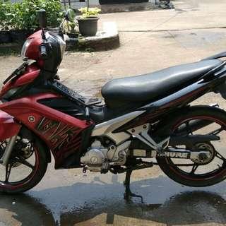 Yamaha Jupiter Mx 2011 - Plat Bekasi Kabupaten - pajak baru mati