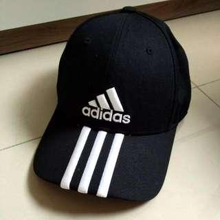 adidas帽子 刺繡