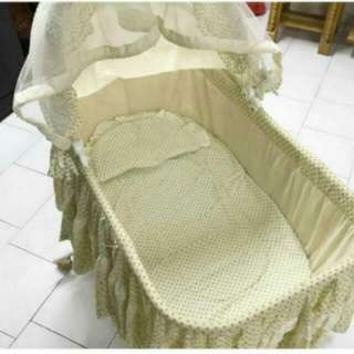 Baby Cot / Baby Cradle Swing