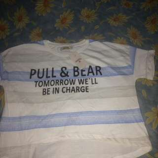 Tshirt pull&b
