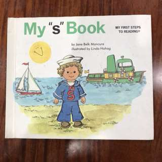 """Moncure - My """"S"""" book"""