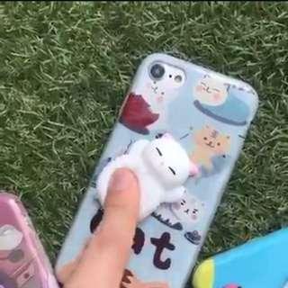 治療系貓貓電話套 iPhone Case 3D 電話殼