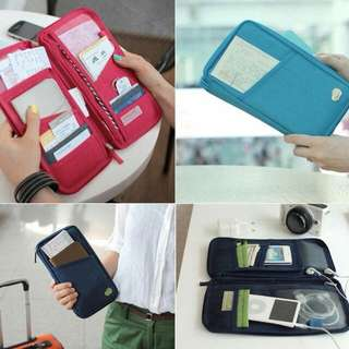 Travelus long wallet/passport holder