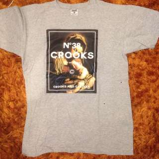 Crooks and Castles 'City of Angels' T-Shirt
