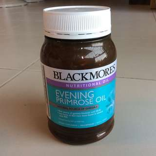 Blackmores Evening Primrose Oil (190 capsules)