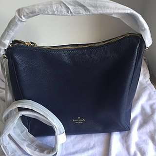 Kate Spade Charles Street Small Haven (Midnight/dark Blue)