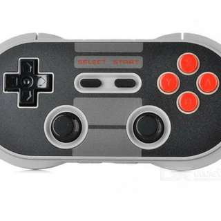 8Bitdo NES30 PRO Wireless Bluetooth Controller Gamepad