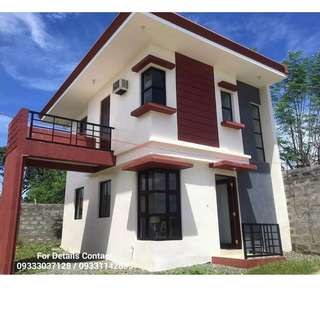 Bare Unit Single Attached House and lot in Antipolo City