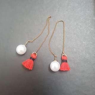 Orange w/white pearl