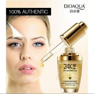 BIOAQUA 24K Gold Skin Care Essence Seum