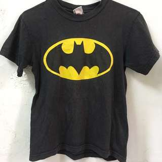 Vintage 古著 蝙蝠俠 batman t