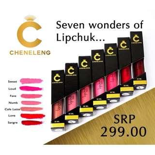 Cheneleng Lipchuk (Liquid Lipstick)