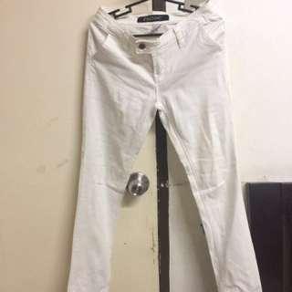 Freego White Jeans