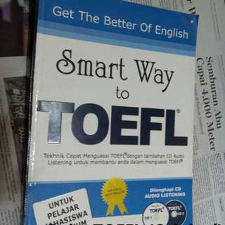 Buku TOEFL Preparation