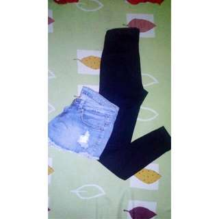 (Take All For 180.00) Hight Waist Pants && Sexy Short