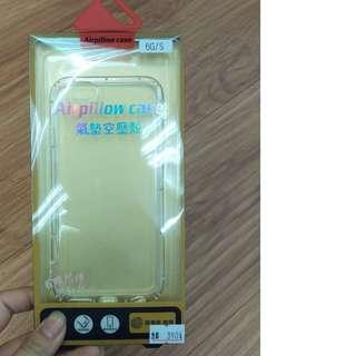 🚚 蘋果愛鳳IPHONE 6S iPhone 6氣墊空壓殼iPhone6 iPhone6S手機軟殼矽膠防護盔甲I6I6S透明保護套防摔殼全包保護套
