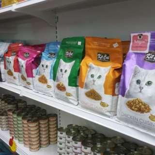 Kit Kat premium cat food