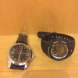 Watches SEEDS / G-Shock