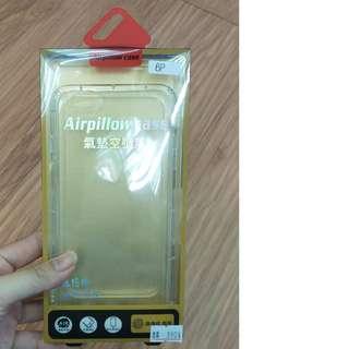 🚚 蘋果愛鳳IPHONE 6Splus iPhone 6plus氣墊空壓殼矽膠軟殼I6+I6S+透明保護套防摔殼