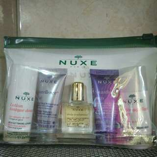NUXE TRIAL SET (NEW)