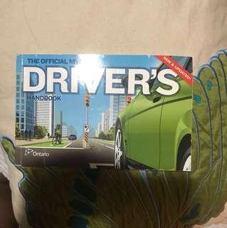 MTO driver's handboom