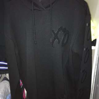 H&M The Weeknd Hoodie Size S