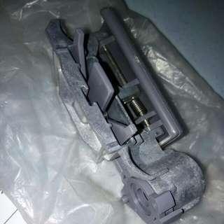 Proton Waja glove box handle (grey)