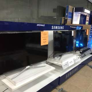 Samsung tv 50mu6100 and 65mu6100