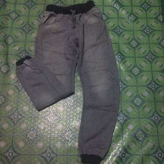 Men's jogger gray (imported)