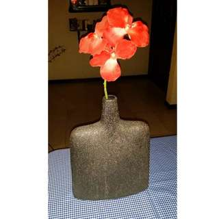 Beaded Flower vase