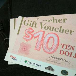 Choice voucher