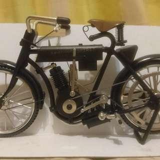 復古摩托車模型
