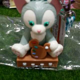 迪士尼 樂園 糖果盒 畫家貓 貓咪