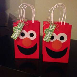 Customized Party Favor Bags