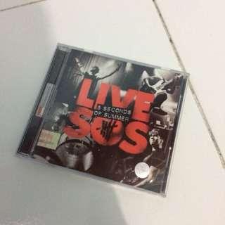 5 Seconds Of Summer LIVE SOS Album