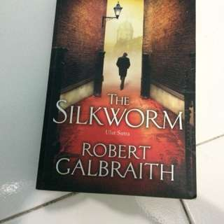 The Silkworm Robert Galbraith