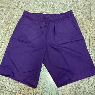 Celana purple