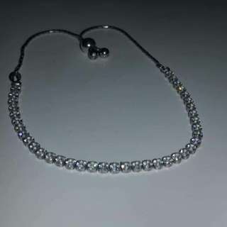 Real diamond bracelet