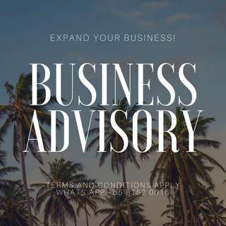 Business Advisory Service for START-UP and SME