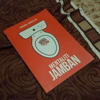 Novel Mentaliti Jamban by Khairul Abdullah