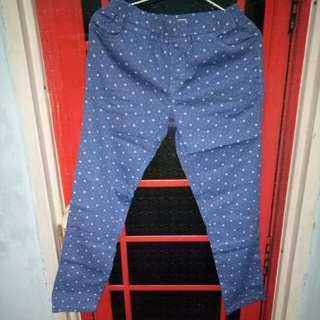 New celana anak aero