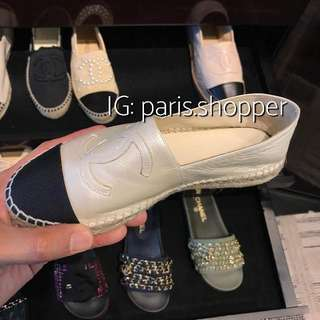 Chanel Espadrille