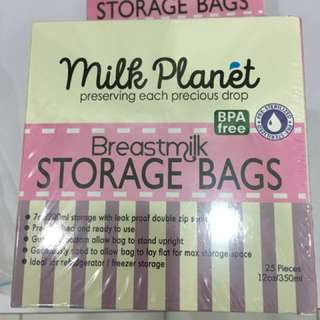 Autumn Breastmilk Storage Bag