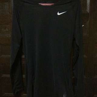 Nike Pro-combat compression Long Sleeve T-shirt
