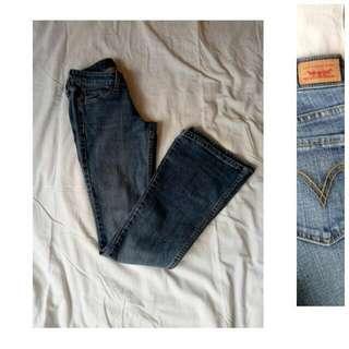 ❗️REPRICED Levi's SuperLow 518 Jeans boot cut